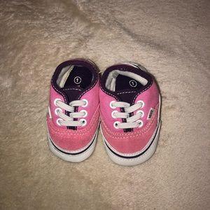Baby Vans Shoes